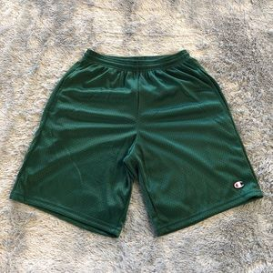 Champion Basketball Shorts - Forest Green